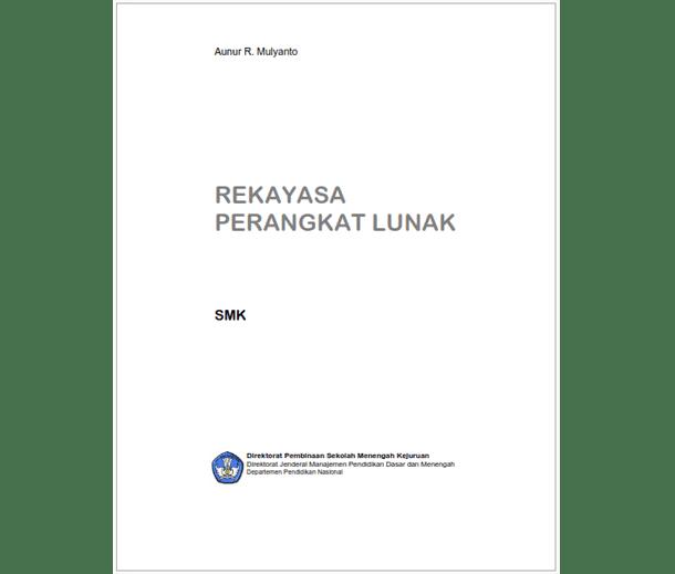 Buku SMK Rekayasa Perangkat Lunak