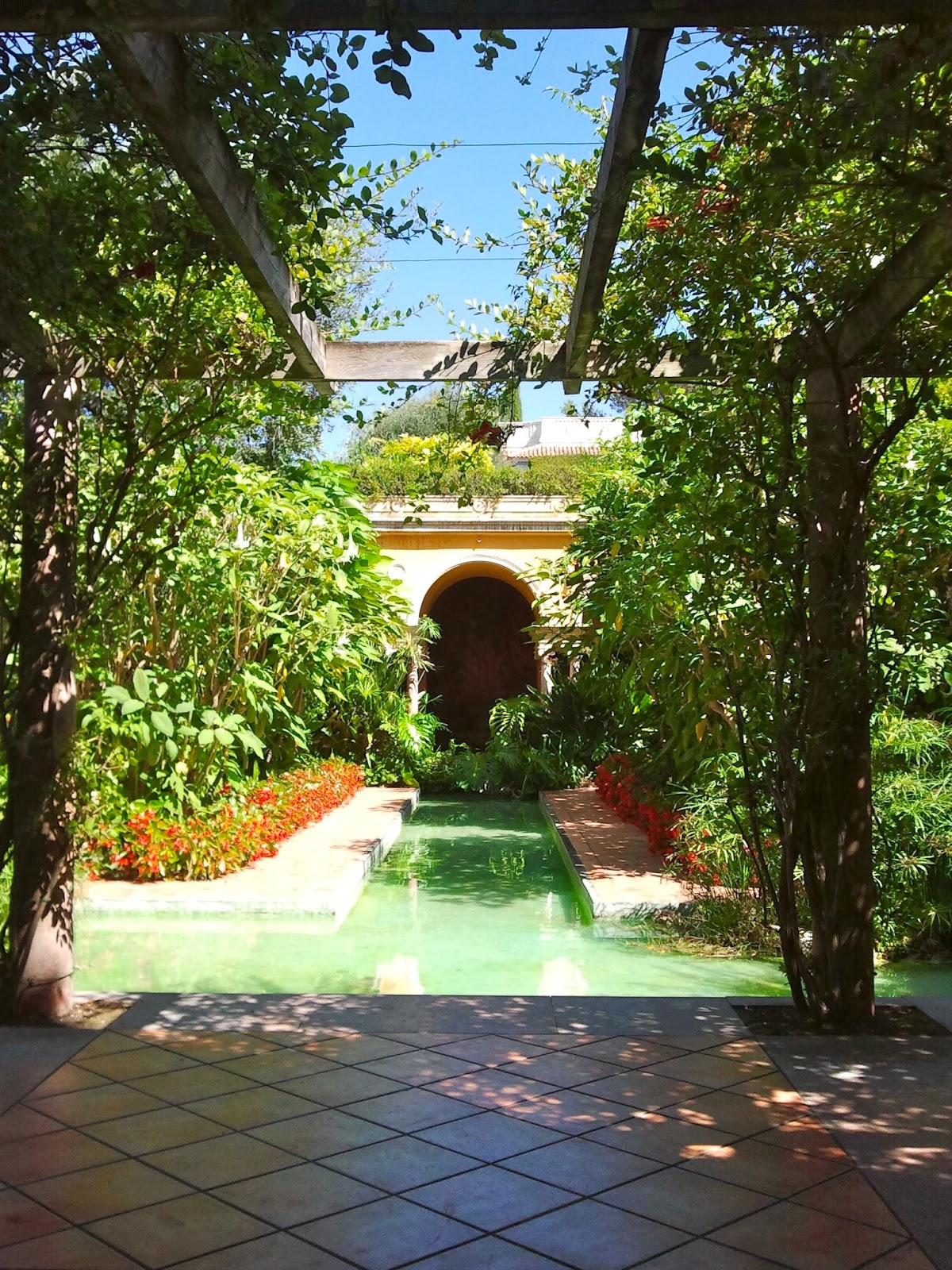 Destination: Fiction: Gardens Of The Villa Ephrussi De