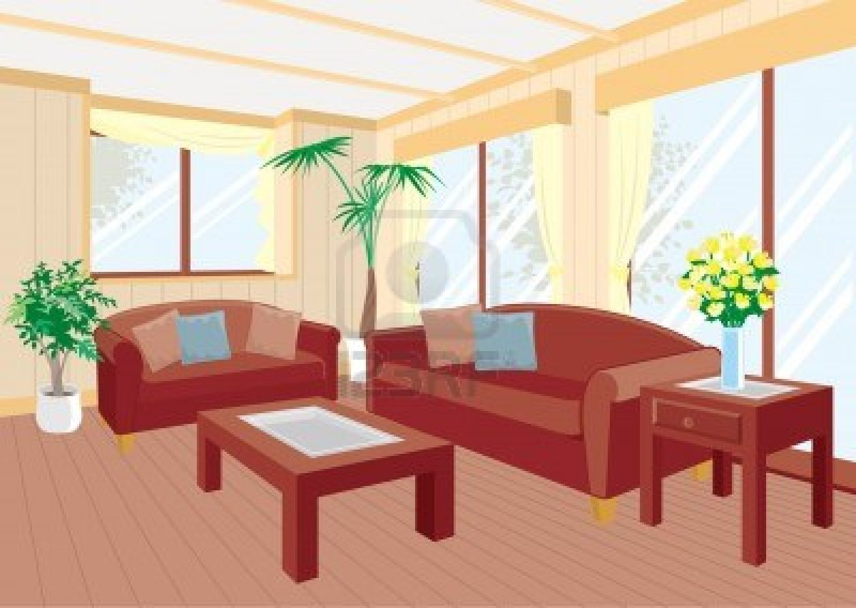 clipart living room - photo #25