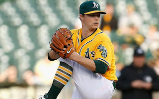 Fantasy Baseball SP Draft