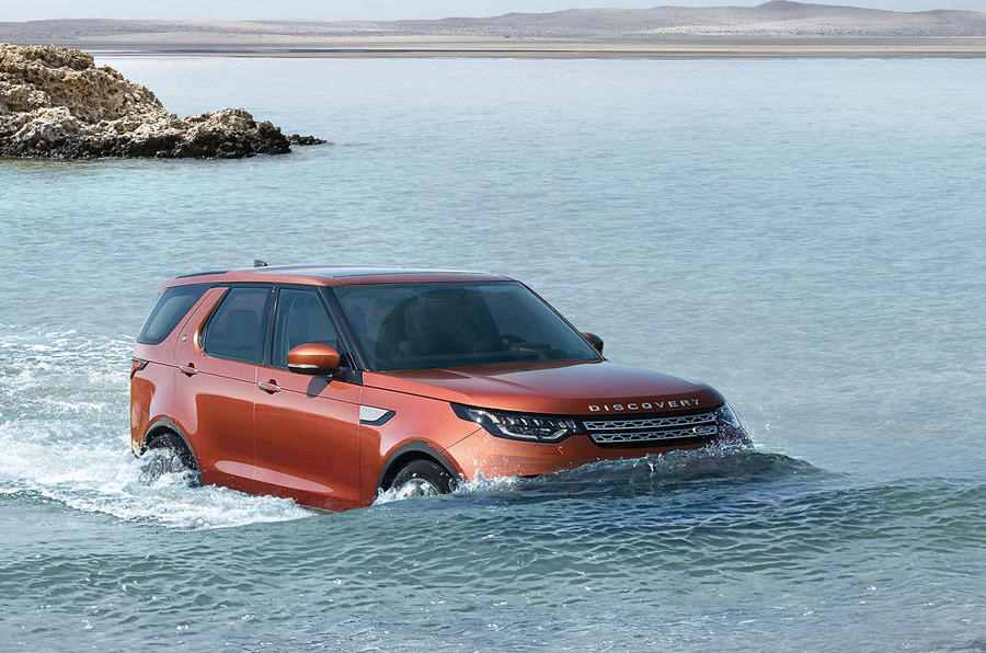 5 Discoveries about the new Discovery 5, car news