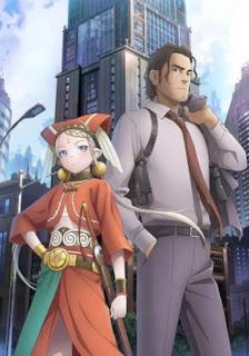 """Anime: Nuevo vídeo promocional del anime """"Cop Craft"""""""