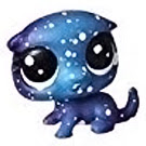 LPS Series 3 Special Multi Pack Astral Otterson (#3-38) Pet