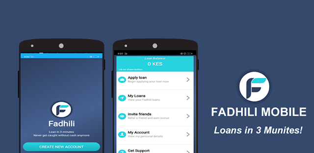 How to Apply and Repay Fadhili Mobile Loan