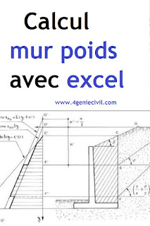 dimensionnement mur poids, logiciel calcul mur soutènement gratuit, mur de soutenement, logiciel calcul mur de soutenement, note de calcul mur de cloture, ferraillage mur de soutenement pdf, dimension mur poids