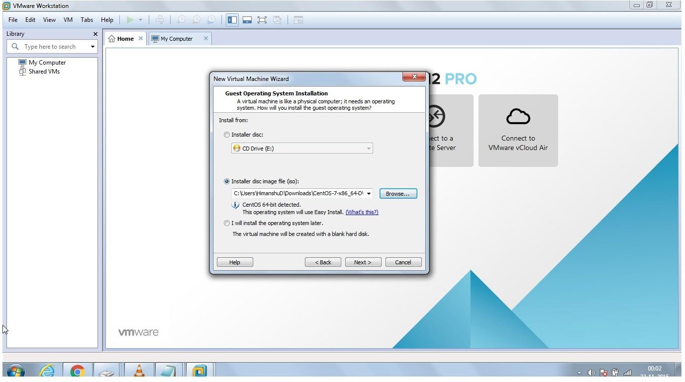 rhel 7 iso download for vmware