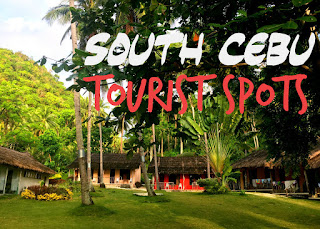 List of South Cebu Tourist Spots