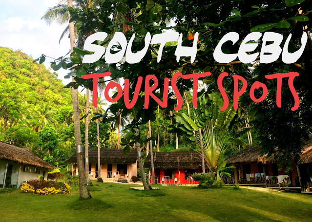 Tourist Spots in South Cebu