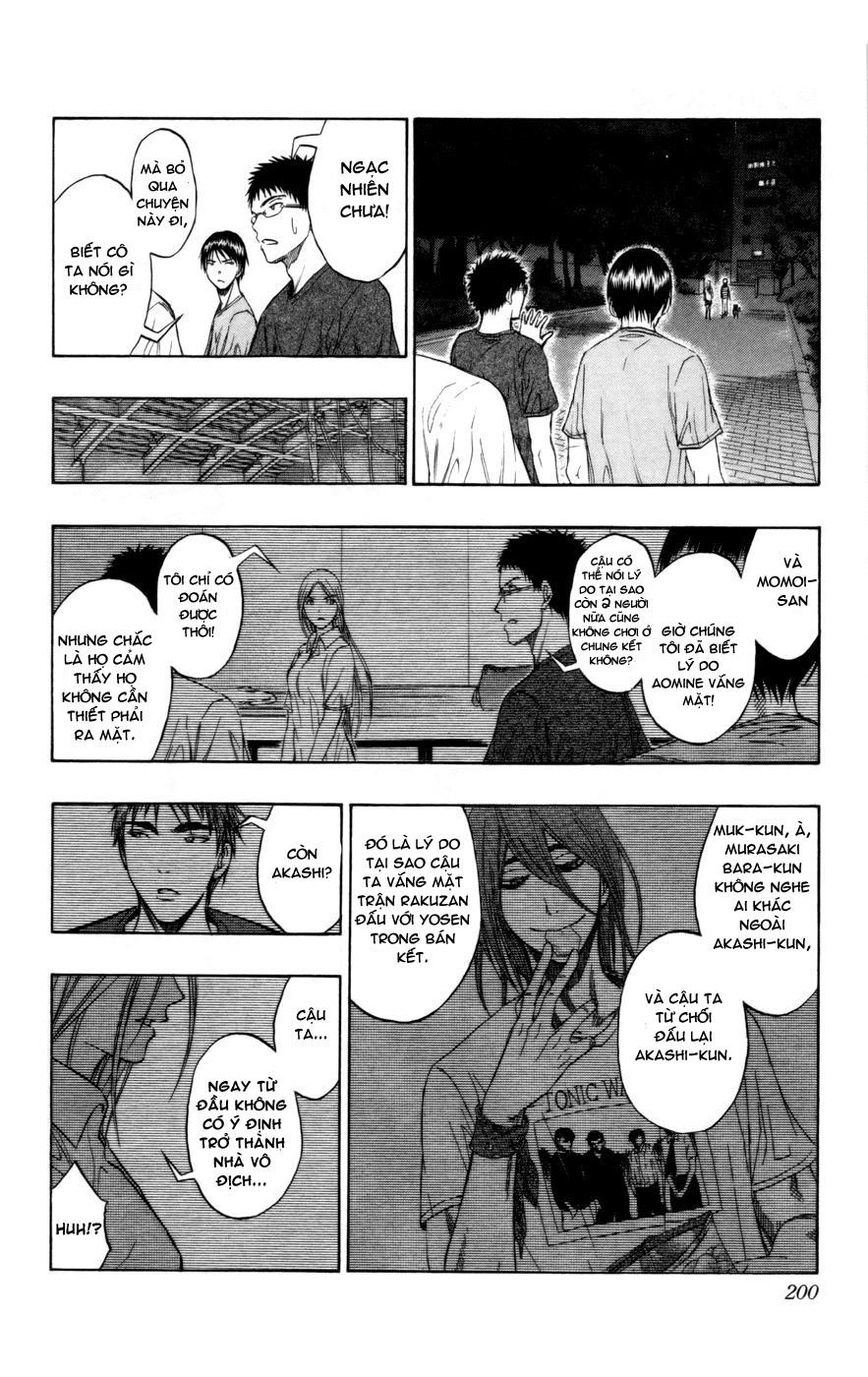 Kuroko No Basket chap 080 trang 14