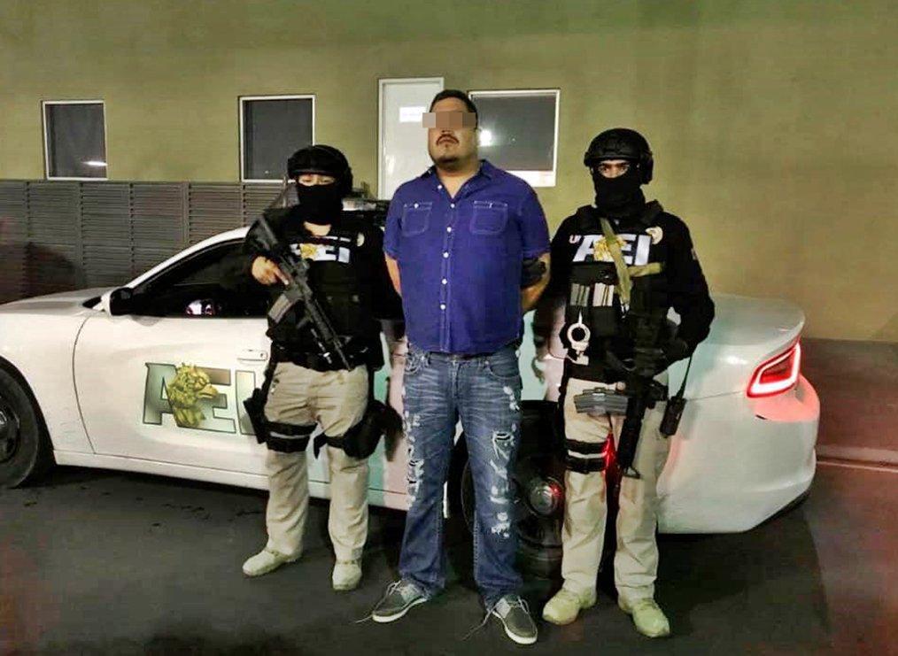 """Tampico: """"La Yegua"""" culpable del secuestro del primo del Gob. de Tamaulipas y la ejecucion de su escolta."""