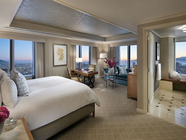 Hotel Mandarin Oriental em San Francisco