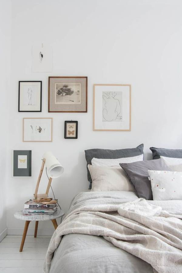 Ideas To Decorate In White And Wood 9