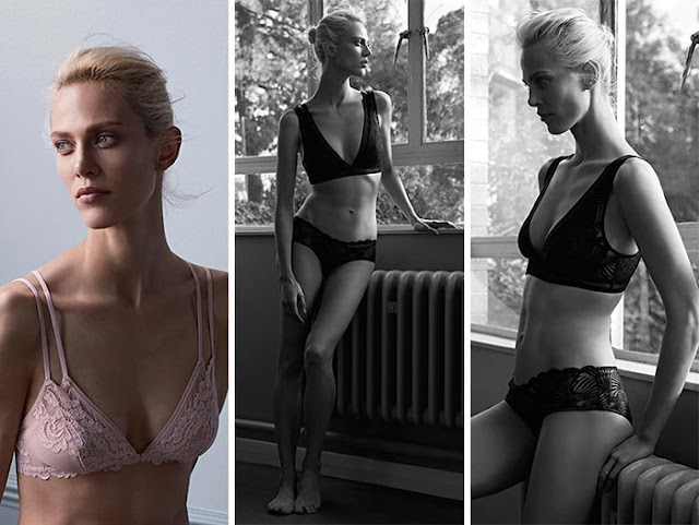 Oysho Lingerie Fall/Winter Latest Campaign