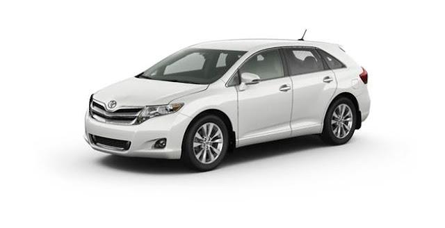 2017 Toyota Venza Specs