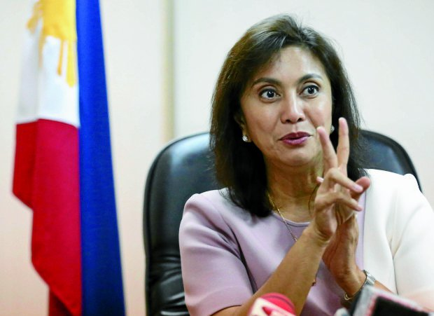 Radio journalist asks Leni to resign: 'If Jesse were alive, he would've slapped you'