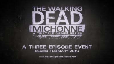The Walking Dead: Michonne - A Telltale Games Series