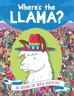Where's the Llama?: An Around-the-World Adventure