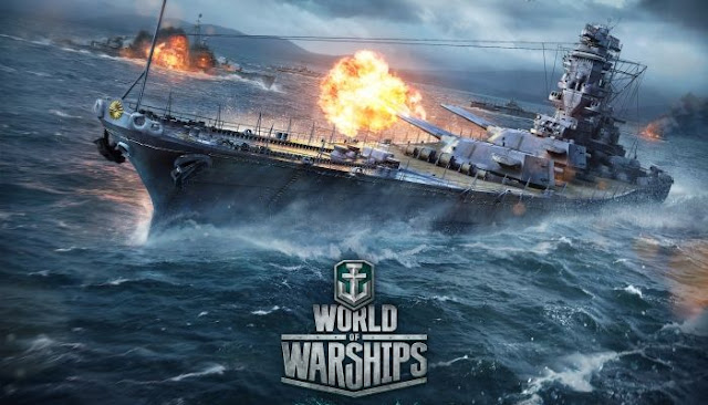 World of warships tendrá durante todo el mes de agosto misiones diarias..