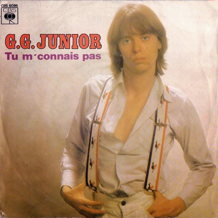 G.G. Junior - Tu M'connais Pas