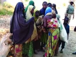GROUPS RESCUE 16 WOMEN, CHILDREN FROM BOKO HARAM