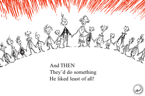 Attempted Bloggery Grinch Storyboard Drawing Singing