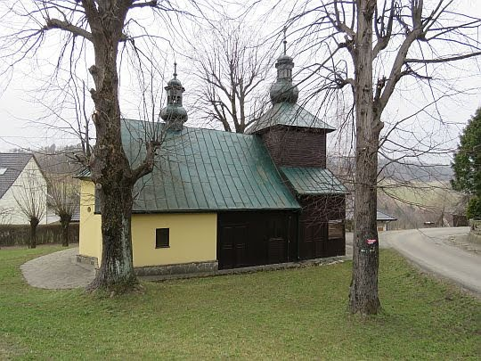 Kaplica Jana Matrasa.
