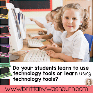 Educational Technology Quotes by Brittany Washburn
