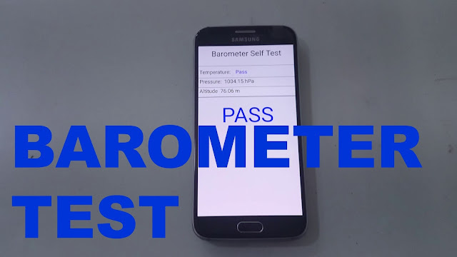Samsung Telefonlarda Barometre Sensörlerini Neden Kullanıyor?