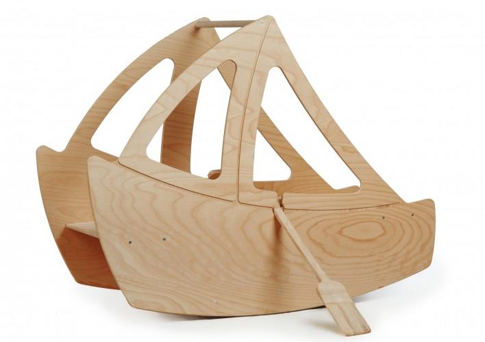 Лодка-качели Kattushka
