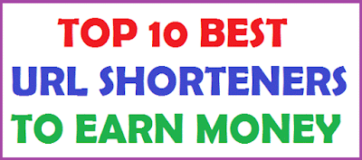 Link Shorteners that pay money