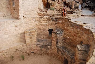 kiva Cliff Palace