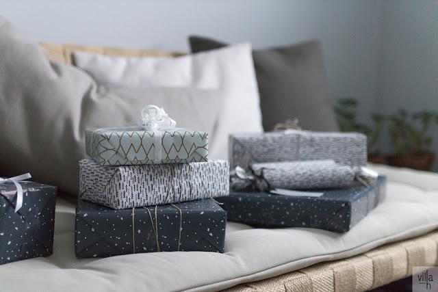 sinnerlig sohva, house doctor lahjapaperi, joulu
