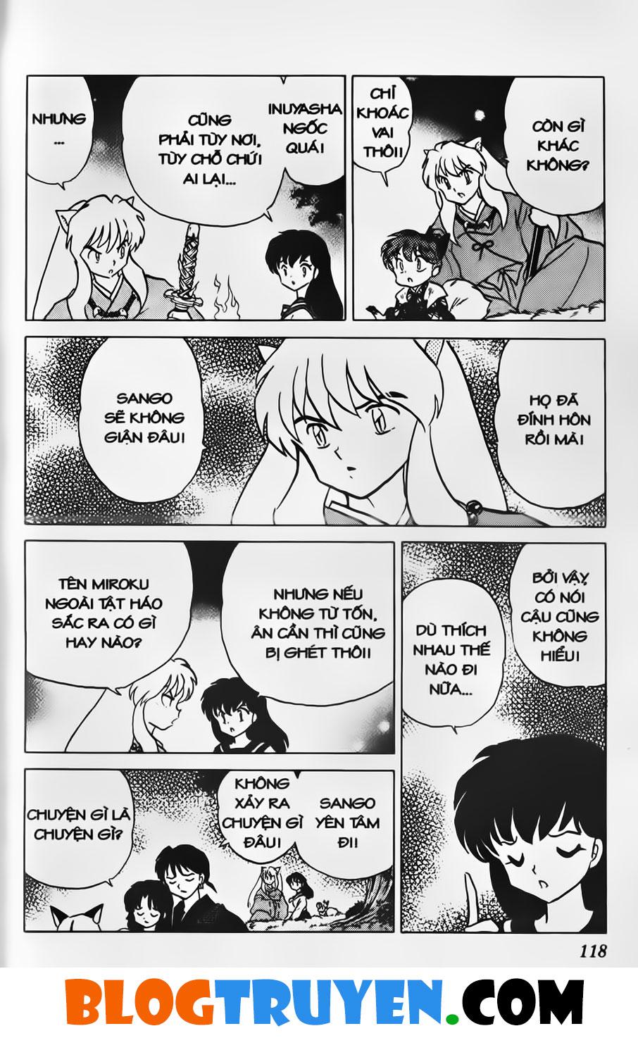 Inuyasha vol 32.7 trang 7