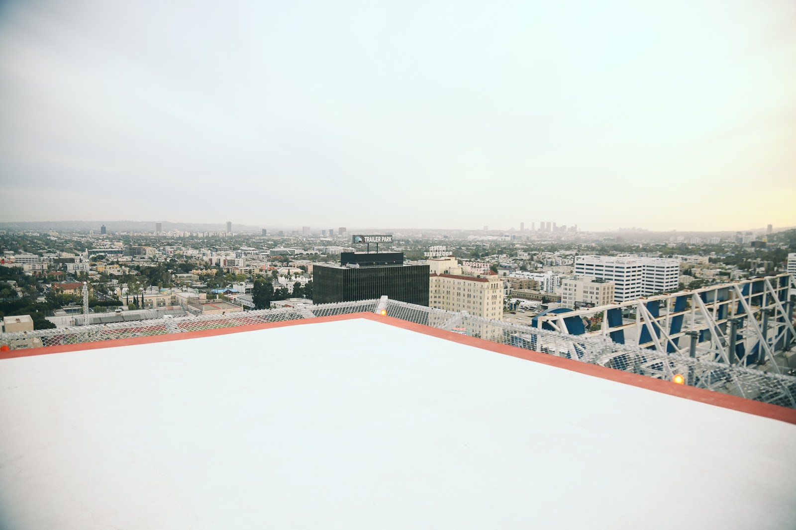 helipad in los angeles
