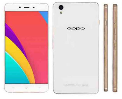 New Oppo A30