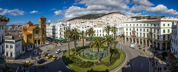 صور من أنحاء مدينة تطوان بالمملكة المغربيّة 17200951_10155094666