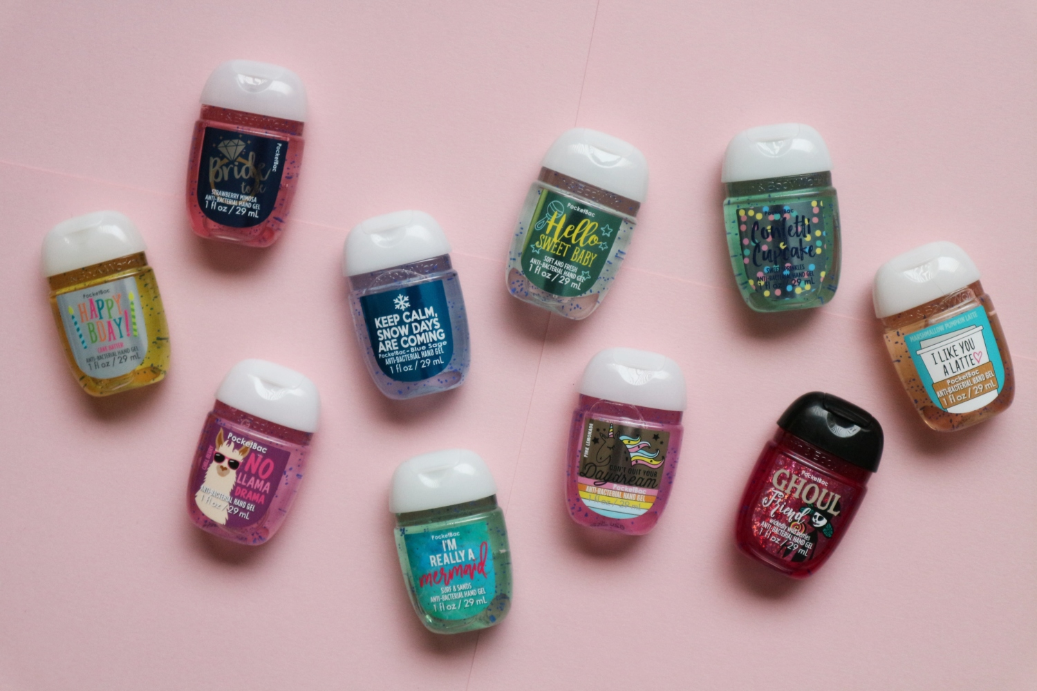bath and body works pocketbac review