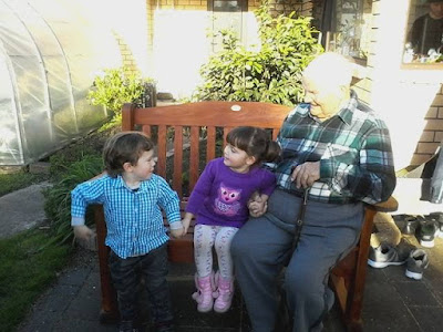 Great Grand Dad and the two