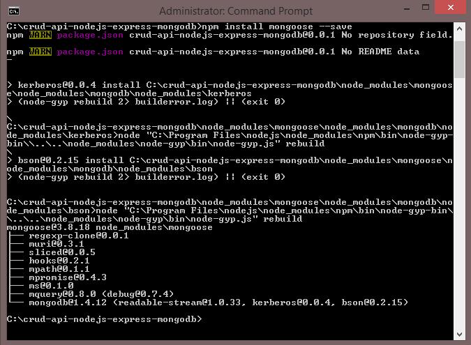 Membuat CRUD Sederhana Dengan Node js, MongoDB, Express dan