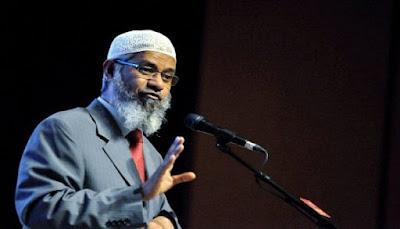 Dr Zakir Naik Yakin Umat Islam di Indonesia Jadi Simbol Perdamaian Dunia
