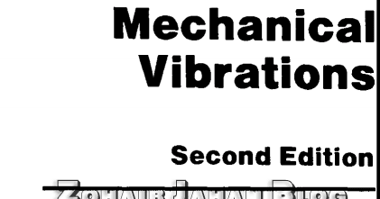 Mechanical Vibrations by Singresu Rao PDF free download