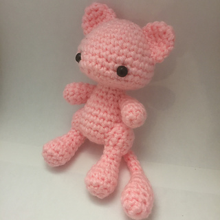 Amigurumi Free Patterns Blog : Mew Pokemon Free Amigurumi Patterns Bloglovin