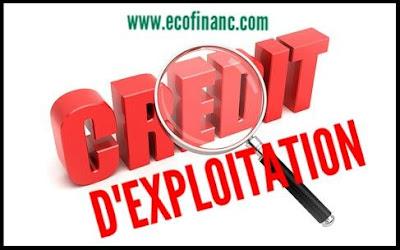 Qu'est-ce qu'un crédit d'exploitation ? le crédit par caisse ou avance en compte, l'escompte du papier commercial et le crédit mobilisable