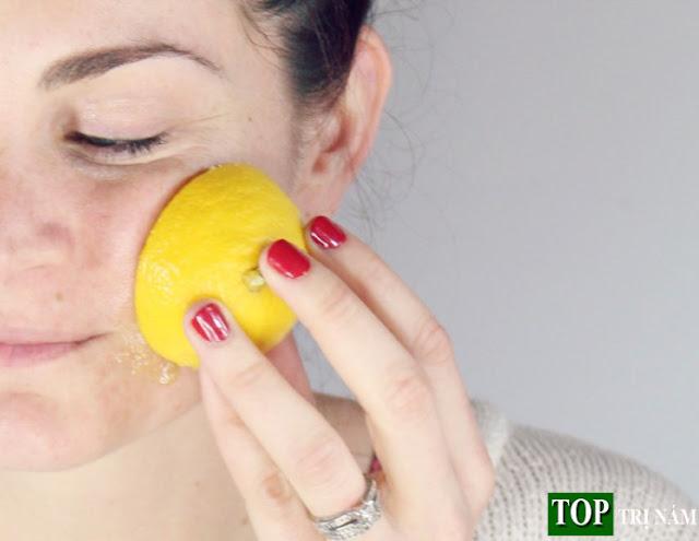 Phương pháp làm trắng da mặt tự nhiên nhanh nhất tại nhà