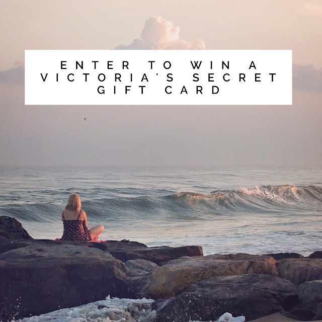 $500 Victoria Secret Gift Card Giveaway | City of Creative Dreams