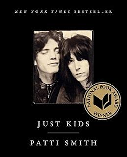 http://www.amazon.com/Just-Kids-Patti-Smith/dp/0060936223/ref=sr_1_1?s=books&ie=UTF8&qid=1449494299&sr=1-1&keywords=patti+smith+just+kids
