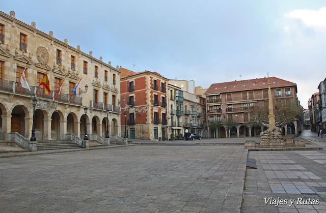 Ayuntamiento y Plaza Mayor, Soria