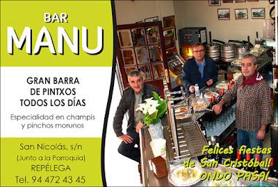 Bar Manu