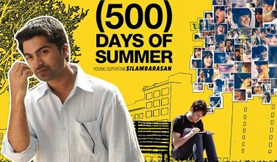 500 Days Of Summer By Simbu – South Indianized Trailer