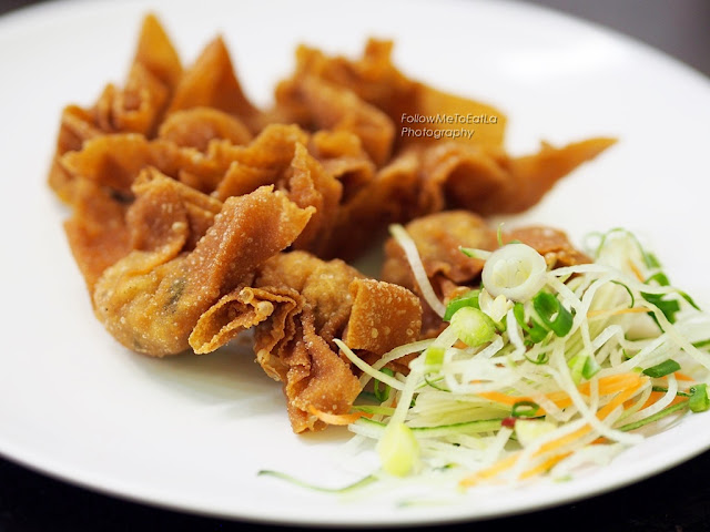 Fried Wantan RM 9 for 10 pcs